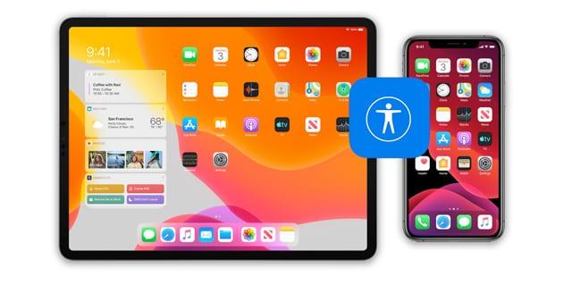 Где находятся настройки специальных возможностей в iOS 13 и iPadOS?  Мы нашли это и многое другое!