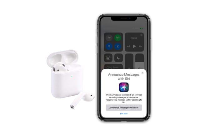 Исправлено — Siri не объявляет сообщения на Airpods или Beats