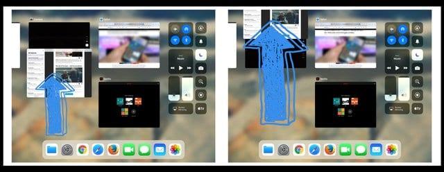 Ваш iPad: как закрывать приложения и переключаться между ними в iOS 11