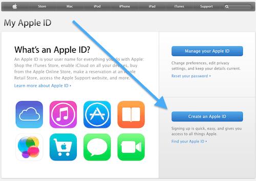 Что такое Apple ID и как его получить?