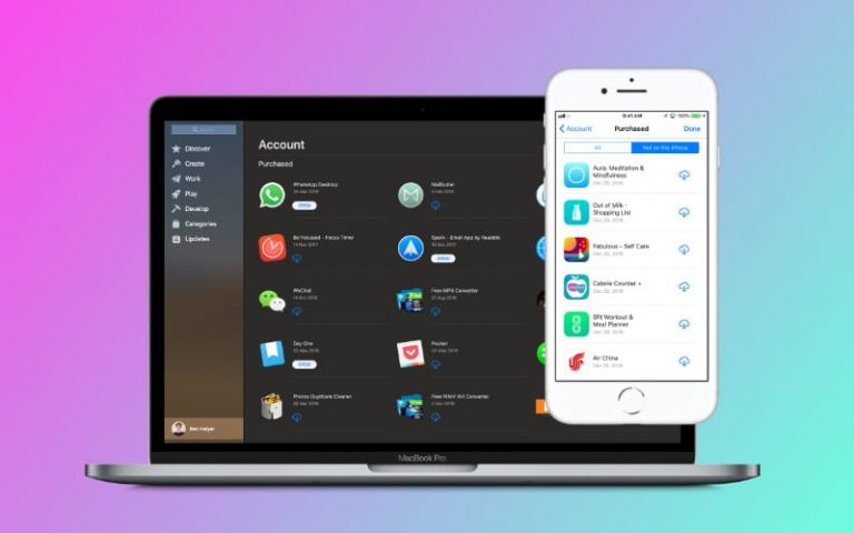 Как скачать удаленные приложения из App Store на любое устройство Apple