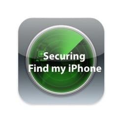 """Защитите свою функцию """"Найти мой iPhone"""", как"""