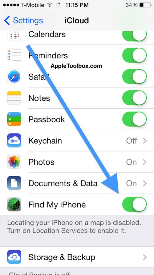 Режим пропажи для iOS: как с его помощью найти свой iPad или iPhone