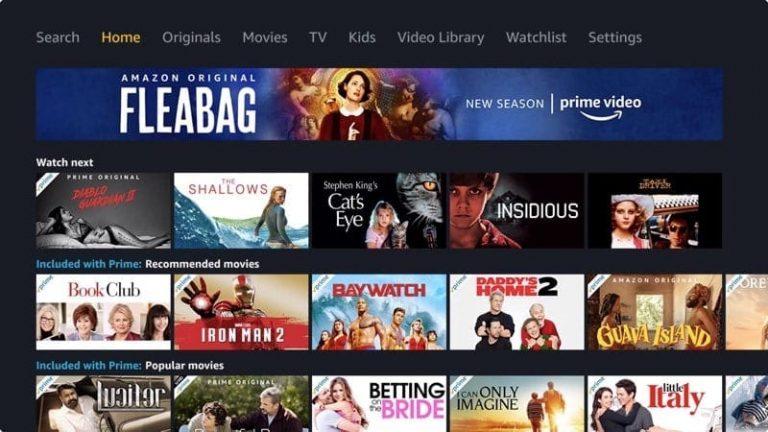 Получите выгоду с Amazon Prime Video на Apple TV