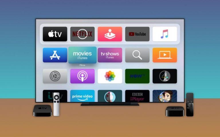 Как перенести приложения и настройки на новый Apple TV