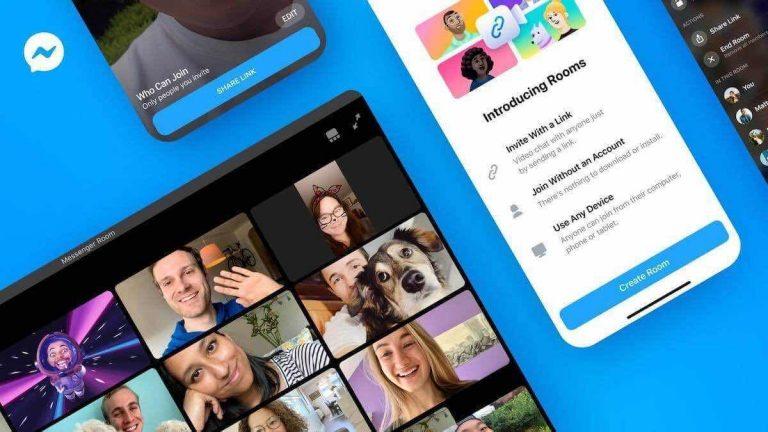 Как использовать комнаты для видеоконференций и обмена сообщениями Facebook на вашем iPhone или iPad