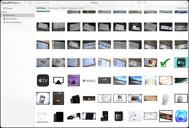 Как загрузить фотографии из iCloud на внешний диск (USB-накопитель)