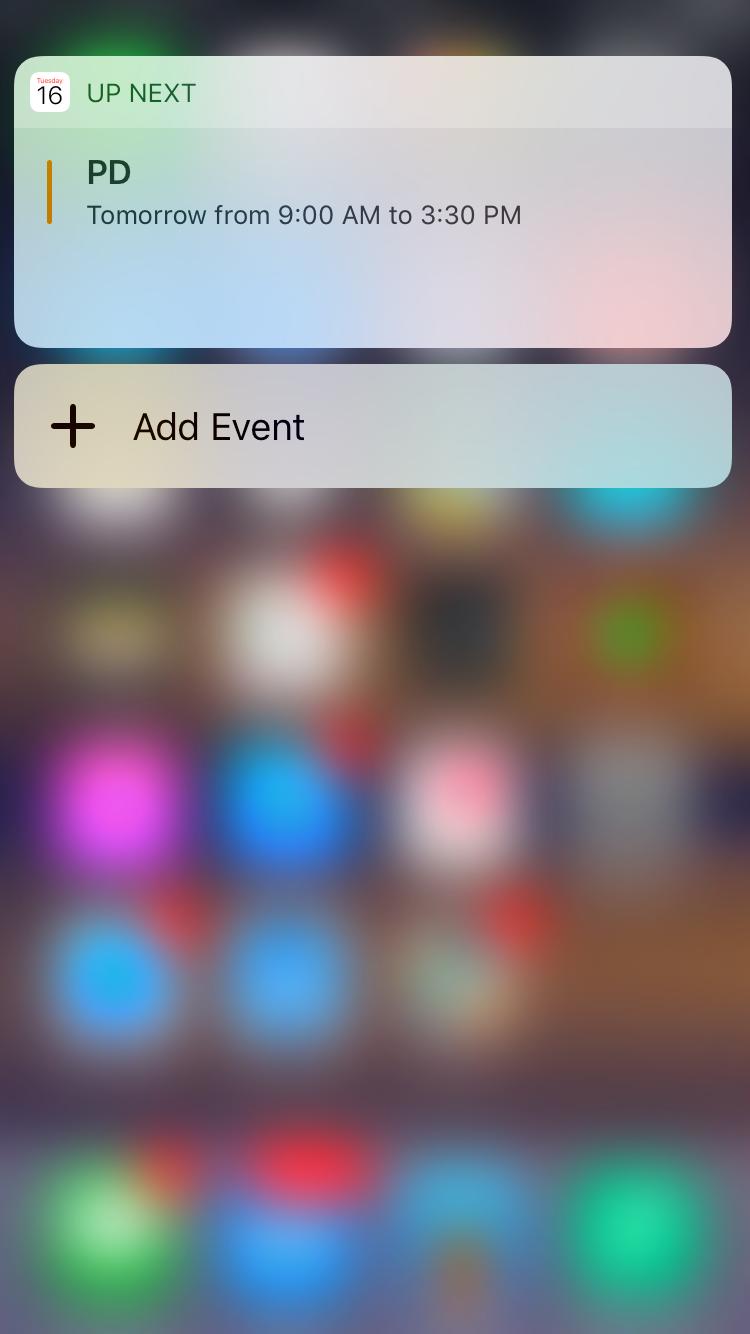 10 вещей, которые вы можете сделать в iOS 10, чего нельзя сделать в iOS 9