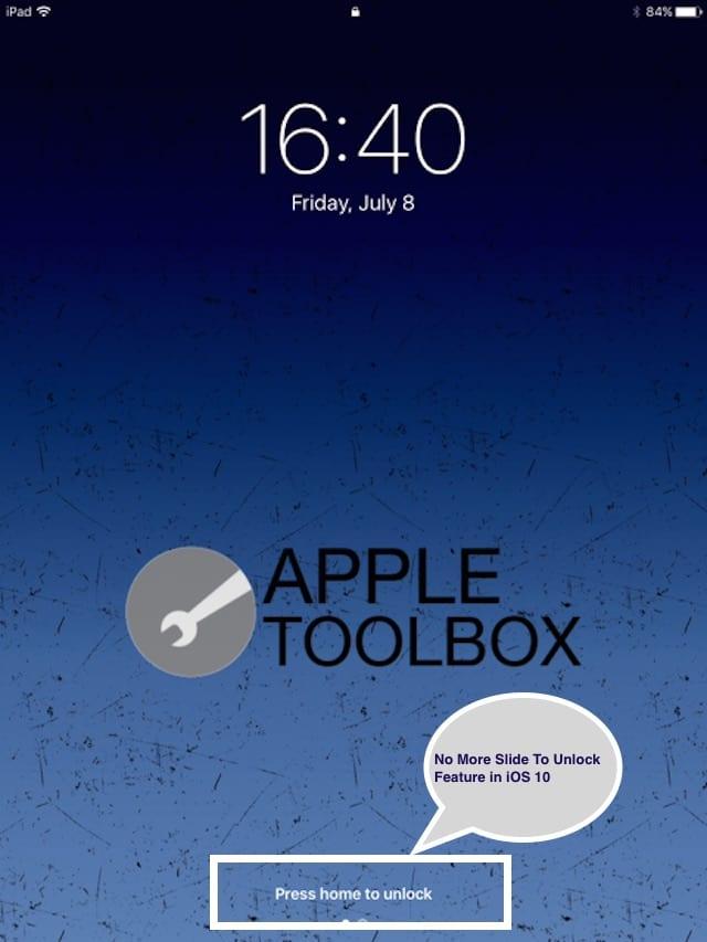 iOS 10 — Общие вопросы и проблемы с iPad, инструкции