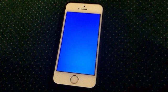 Как исправить синий экран смерти в iOS 9 для iPhone и iPad