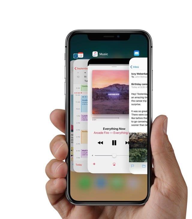 Приложения iPhone X не загружаются после восстановления, как исправить