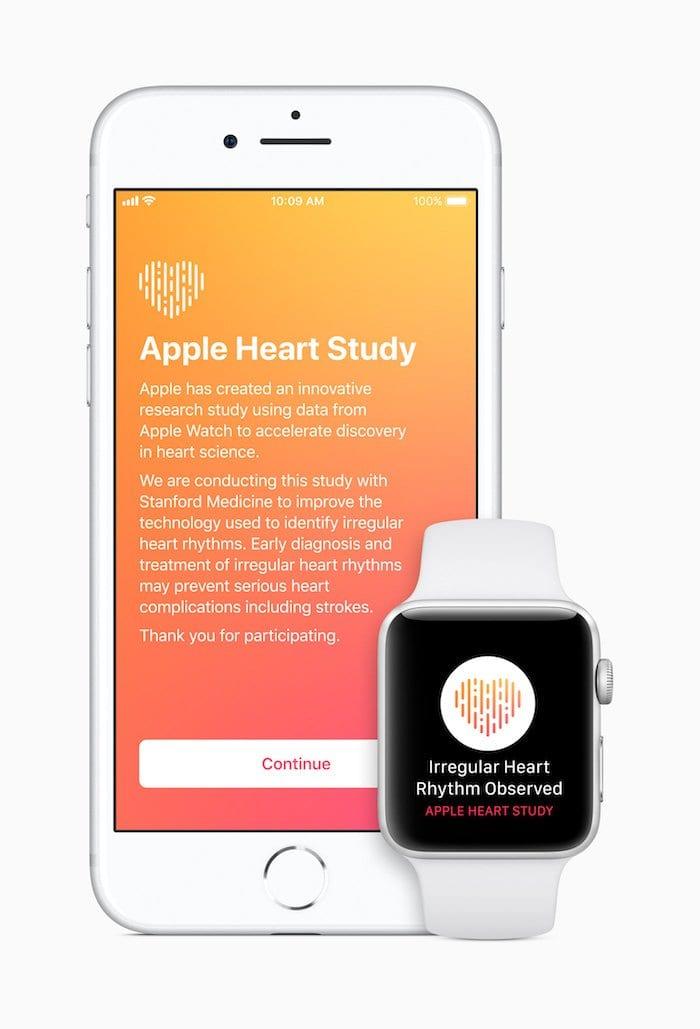 Как принять участие в Apple Heart Study и почему это важно