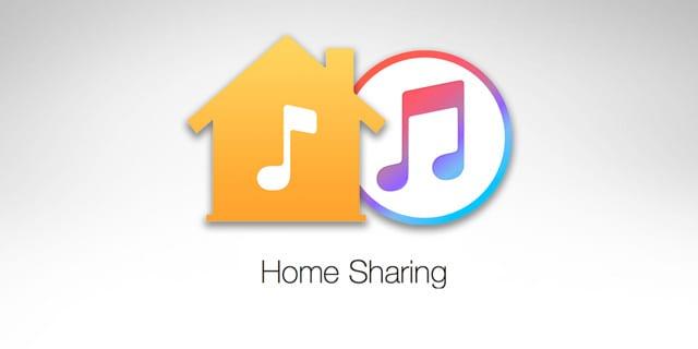 iTunes Home Sharing не работает?  Как исправить