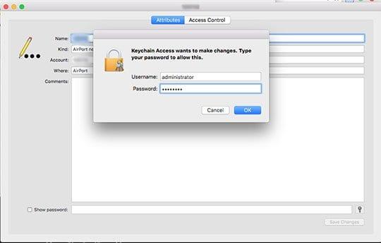 Забыли пароль от Wi-Fi?  Вот как найти его на вашем Mac