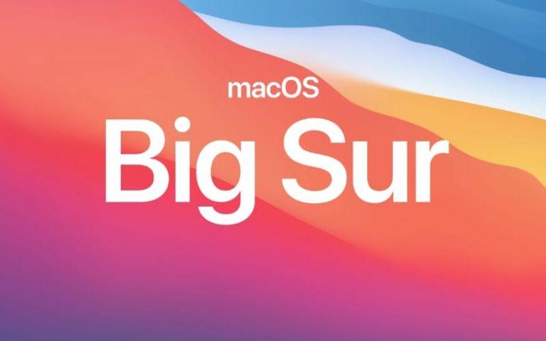 Как установить бета-версию macOS Big Sur