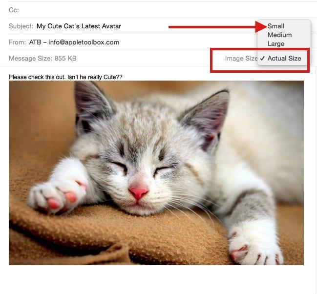 Отправка больших медиафайлов через почтовое приложение?  Вот быстрый совет