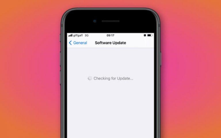 Как подготовить свой iPhone к новому обновлению iOS