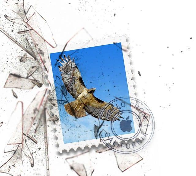 Почтовое приложение продолжает вылетать из-за El Capitan, инструкции