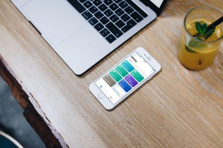 Сделайте ярлыки Apple более доступными на iPhone
