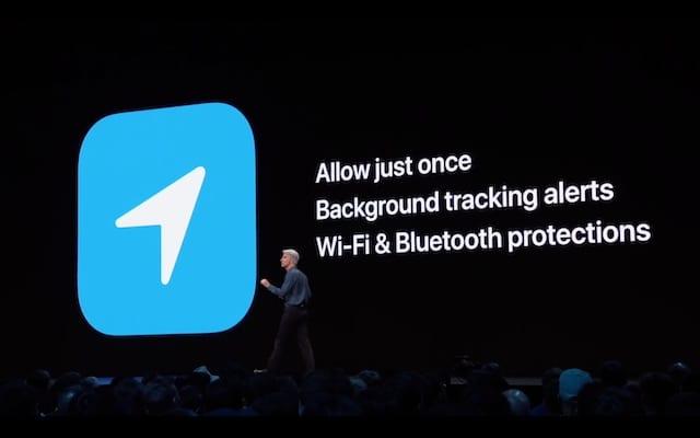 Как управлять данными о местоположении с помощью приложений для iPhone на iOS 14