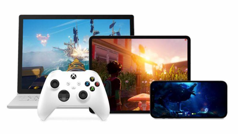 Как использовать Xbox Cloud Gaming на iPhone, iPad и Mac